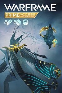 Carátula del juego Warframe: Banshee Prime Accessories Pack