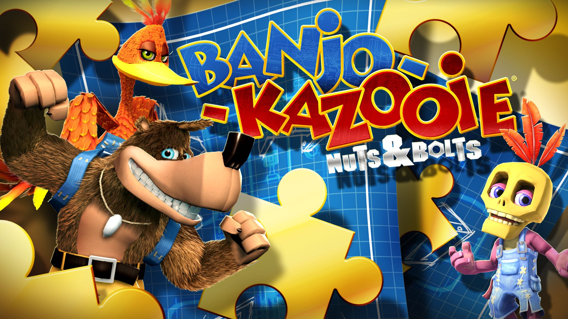 banjo kazooie - photo #3