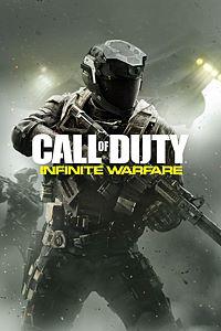 Carátula del juego Call of Duty: Infinite Warfare de Xbox One