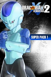 Carátula del juego DRAGON BALL XENOVERSE 2 - Super Pack 1