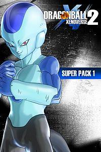 Carátula para el juego DRAGON BALL XENOVERSE 2 - Super Pack 1 de Xbox 360