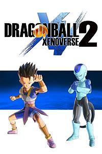 Carátula del juego DRAGON BALL XENOVERSE 2 Dragon Ball Super Pack 1