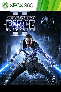 Carátula del juego Star Wars: The Force Unleashed II de Xbox One