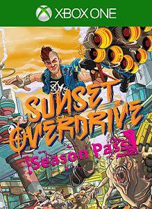 Sunset Overdrive Season Pass boxshot