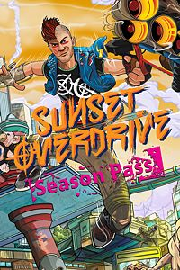 Carátula del juego Sunset Overdrive Season Pass para Xbox One