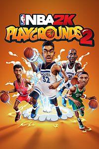 Carátula del juego NBA 2K Playgrounds 2