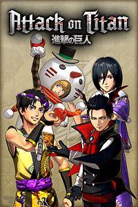 Carátula del juego Costume All Set