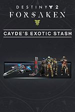 24aa0acd032 Buy Destiny 2  Forsaken - Cayde s Exotic Stash - Microsoft Store en-GB