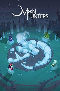 Carátula para el juego Moon Hunters de Xbox One