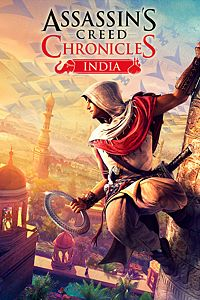 Carátula del juego Assassin's Creed Chronicles: India