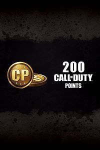 Carátula del juego 200 Call of Duty: Black Ops III Points de Xbox One