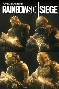 Carátula del juego Tom Clancy'S Rainbow Six Siege: Pro League All Gold Sets