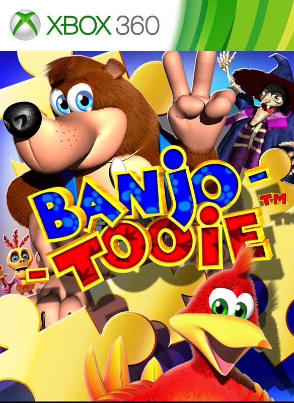 Banjo-Tooie boxshot