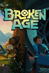 Carátula del juego Broken Age para Xbox One