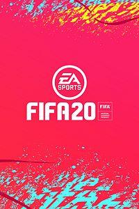 Carátula del juego EA SPORTS FIFA 20 Standard Edition
