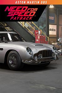 Carátula del juego Need for Speed Payback: Aston Martin DB5 Superbuild