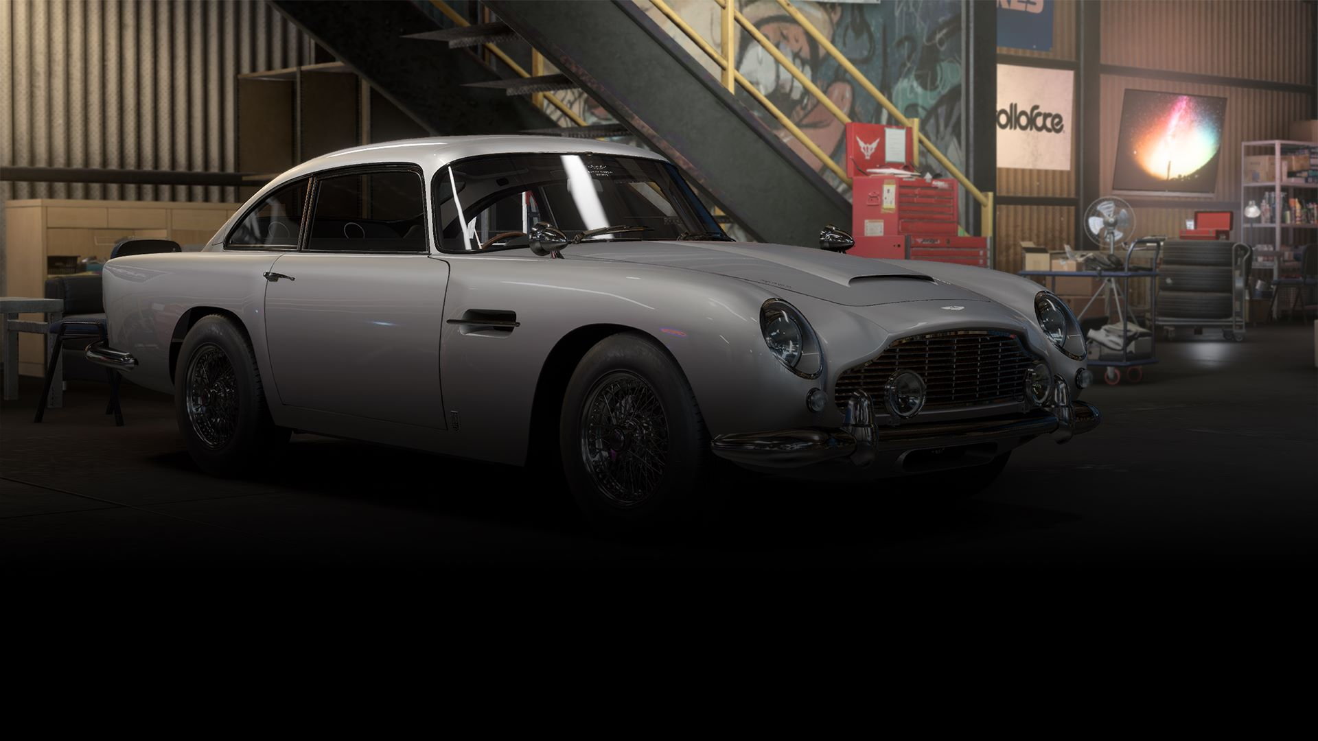 「Need for Speed™ Payback」Aston Martin DB5スーパービルド