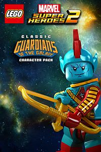 Classic Guardians of the Galaxy Character Pack