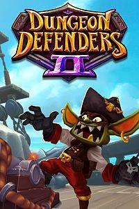 Carátula del juego Dungeon Defenders II - Vanguard Pack