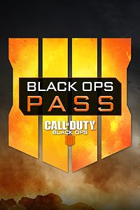 Carátula del juego Call of Duty: Black Ops 4 - Black Ops Pass