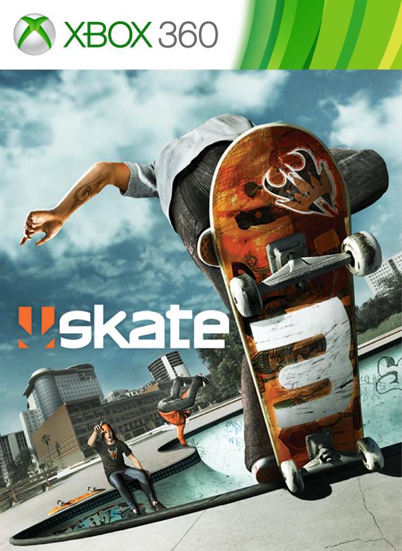 Skate 3 boxshot
