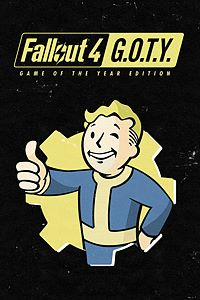 Carátula del juego Fallout 4: Game of the Year Edition para Xbox One