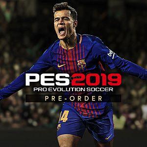 PRO EVOLUTION SOCCER 2019: Pre-Order Xbox One