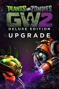 Carátula del juego Plants vs. Zombies Garden Warfare 2: Deluxe Upgrade de Xbox One