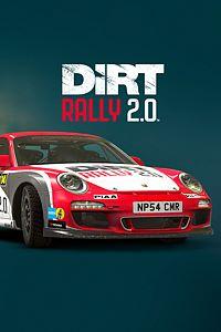 Carátula del juego Porsche 911 RGT Rally Spec