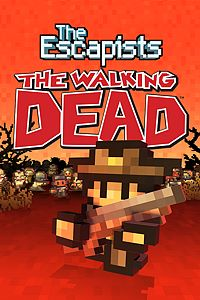 Carátula del juego The Escapists: The Walking Dead de Xbox One