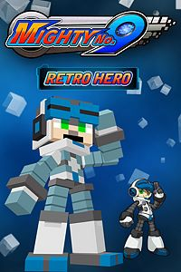 Carátula del juego Mighty No. 9 - Retro Hero para Xbox One
