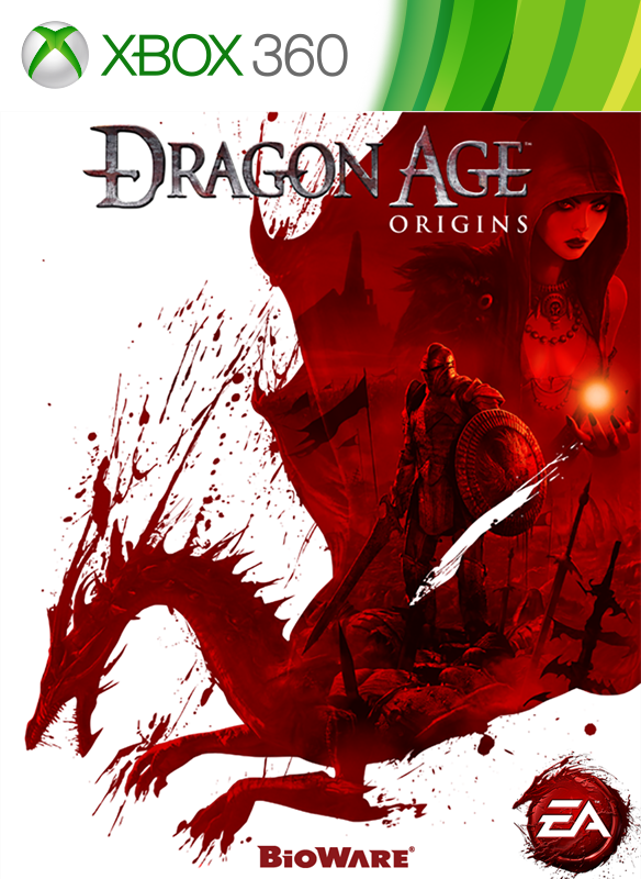 Dragon Age: Origins boxshot