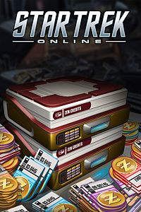 Carátula del juego Star Trek Online: 23000 Zen para Xbox One