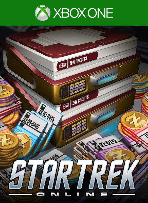 23000 Star Trek Online Zen boxshot