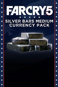 Carátula del juego Far Cry 5 Silver Bars - Medium pack