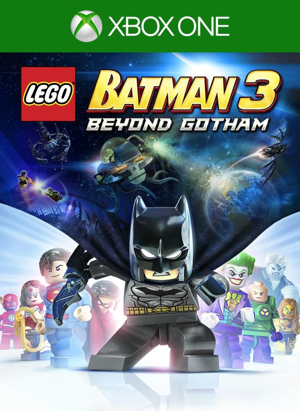 LEGO® Batman™ 3: Beyond Gotham boxshot