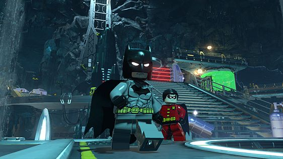 LEGO® Batman™ 3: Beyond Gotham screenshot 8