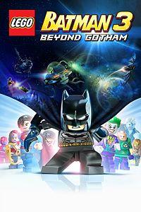 Carátula del juego LEGO Batman 3: Beyond Gotham de Xbox One