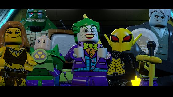 LEGO® Batman™ 3: Beyond Gotham screenshot 7