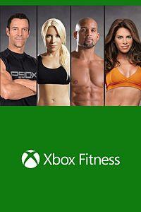 Carátula del juego Xbox Fitness