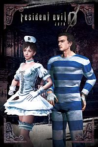 Carátula del juego Resident Evil 0 Costume Pack 2