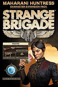 Carátula del juego Strange Brigade - Maharani Huntress Character Expansion Pack