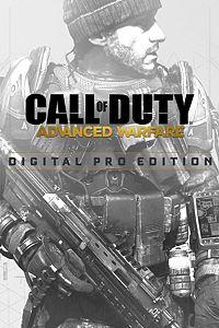Carátula para el juego Call of Duty: Advanced Warfare Digital Pro Edition de Xbox 360