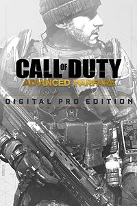 Carátula del juego Call of Duty: Advanced Warfare Digital Pro Edition de Xbox One