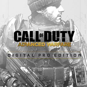 Call of Duty®: Advanced Warfare Digital Pro Edition Xbox One