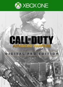Edição Digital Pro de Call of Duty®: Advanced Warfare