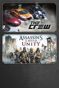Assassin's Creed Unity + The Crew Holiday Bundle