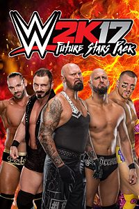 Carátula del juego WWE 2K17 Future Stars Pack de Xbox One