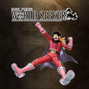 ONE PIECE World Seeker Raid Suit Xbox One