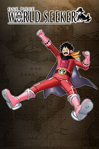 Carátula del juego ONE PIECE World Seeker Raid Suit